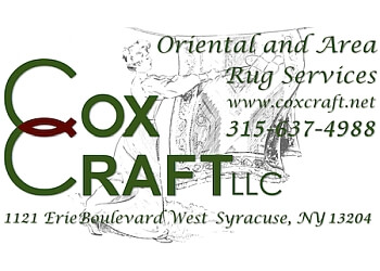 Syracuse carpet cleaner Cox Craft Oriental & Area Rug Services