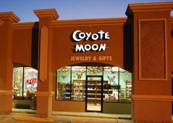 Baton Rouge gift shop Coyote Moon