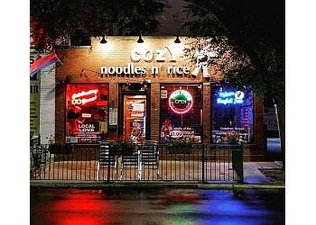 Chicago thai restaurant Cozy Noodles & Rice