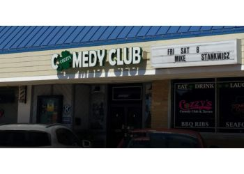 Newport News night club Cozzy's Comedy Club & Tavern