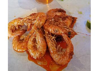 Salinas seafood restaurant Crab Bucket