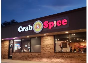 Naperville seafood restaurant Crab & Spice