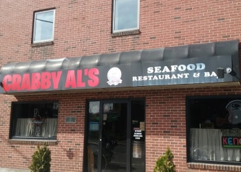 Waterbury seafood restaurant Crabby Al's Seafood Restaurant & Bar