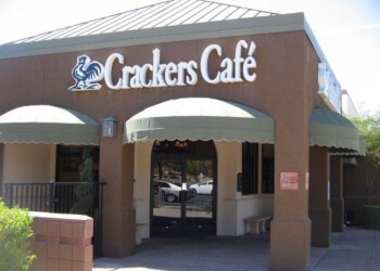 Mesa american cuisine Crackers & Co. Cafe
