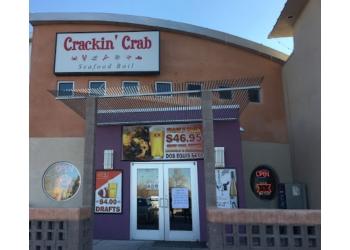 Albuquerque seafood restaurant Crackin' Crab