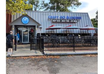Newport News sports bar Craft 60 Ale House