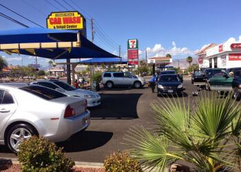 North Las Vegas auto detailing service Craig Road Car Wash