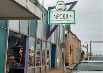 Oklahoma City gift shop Craig's Curious Emporium