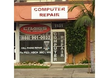 Orange computer repair Craigs PC Repair