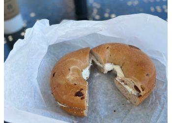 Santa Clara bagel shop Cramer's Bagels