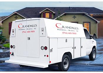 Huntington Beach plumber Crandall's Plumbing, Inc.