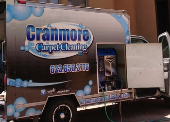 Surprise carpet cleaner Cranmore Carpet Cleaning LLC