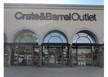 Carlsbad furniture store Crate & Barrel