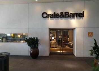 Seattle furniture store Crate & Barrel