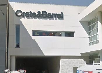 San Jose furniture store CRATE & BARREL