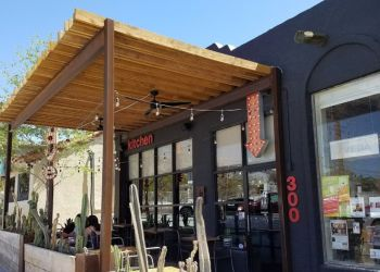 El Paso american cuisine Crave Kitchen & Bar