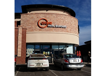 Colorado Springs american cuisine Crave Real Burgers