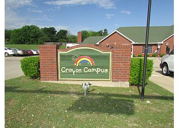 Grand Prairie preschool Crayon Campus
