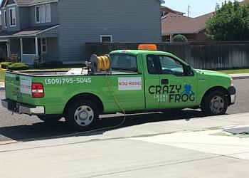 Boise City pest control company Crazy Frog Pest Control