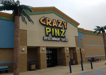 Fort Wayne amusement park Crazy Pinz Entertainment Center