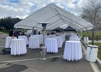 Riverside event rental company Crazy Tuna Party Rentals