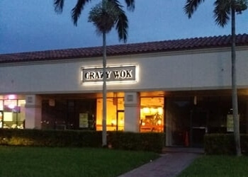 Coral Springs chinese restaurant Crazy Wok