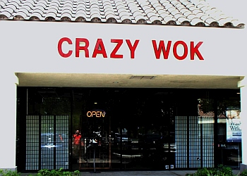 Fort Lauderdale chinese restaurant Crazy Wok