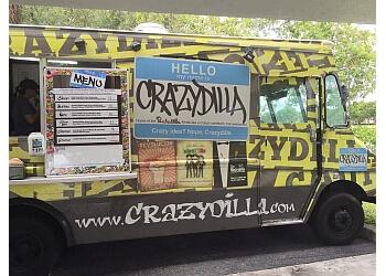 Fort Lauderdale food truck Crazydilla Food Truck