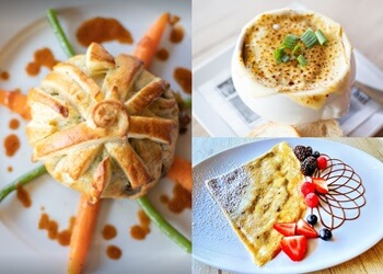 Glendale french restaurant Creamy Spoon French Bistro