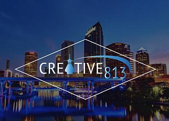 Tampa web designer Creative813