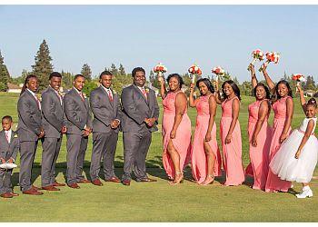 Stockton videographer Creative Captions Weddings