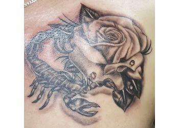 Pasadena tattoo shop Creative Concepts Tattoos and Piercings