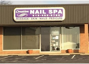 Evansville nail salon Creative Nail Spa LLC