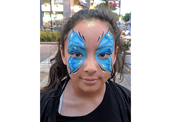 Palmdale face painting Creative Twist