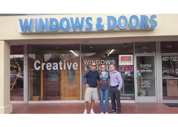 Thousand Oaks window company Creative Windows and Doors
