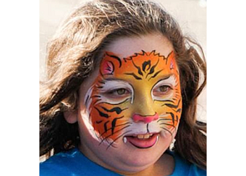 Oxnard face painting Creative Works by Camille