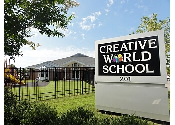 Chesapeake preschool Creative World School
