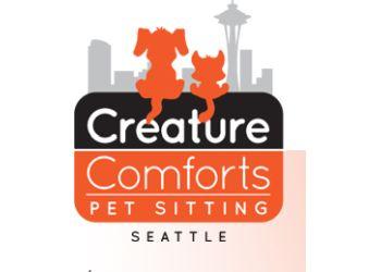 Seattle dog walker Creature Comforts Pet Sitting of Seattle