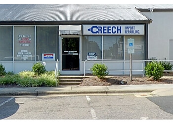 Raleigh car repair shop Creech Import Repair, Inc.