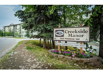 Anchorage apartments for rent Creekside Manor