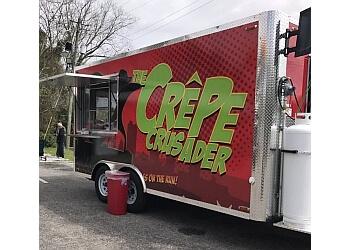 Mobile food truck THE CREPE CRUSADERS