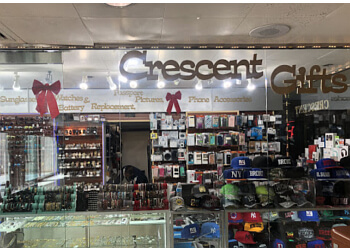 Jersey City gift shop Crescent Gift