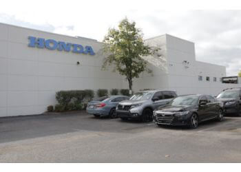 Nashville car dealership Crest Honda
