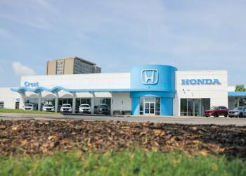 Nashville car dealership Crest Honda