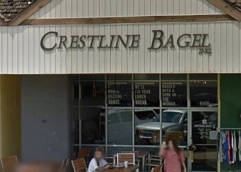 Birmingham bagel shop Crestline Bagel company