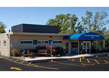 St Louis veterinary clinic Creve Coeur Animal Hospital