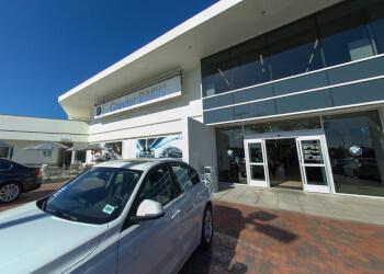 Santa Ana car dealership Crevier BMW