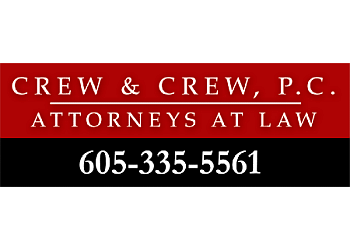 Sioux Falls medical malpractice lawyer Crew & Crew, P.C. Attorneys at Law