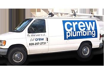 Columbia plumber Crew Plumbing & Drain Services, LLC