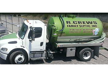 Cape Coral septic tank service CREWS FAMILY SEPTIC, INC.